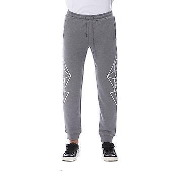 Roberto Cavalli mäns grå byxor