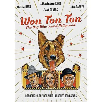 Won Ton Ton / Dog Who Saved Hollywood [DVD] USA import