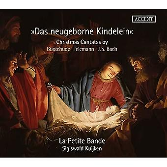Bach, J.S. / Wagner - Christmas Cantatas [CD] USA import