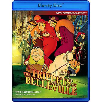 Triplets of Belleville [Blu-ray] USA import