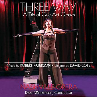 Paterson / Nashville Opera / Williamson - Three Way [SACD] USA import