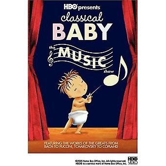 Classical Baby: The Music Show [DVD] USA import