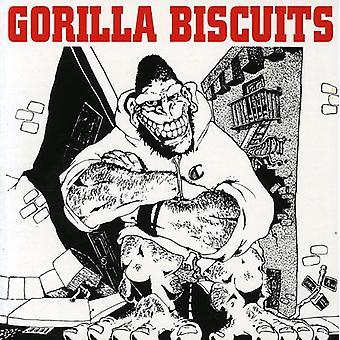 Gorilla Biscuits - Gorilla Biscuits [CD] USA import