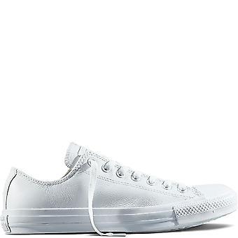 Converse Ctas Ox 136823C Valkoinen Naisten Kengät Saappaat