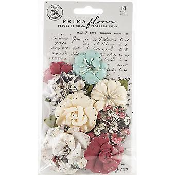 Prima Marketing Midnight Garden Flowers Garden Blooms