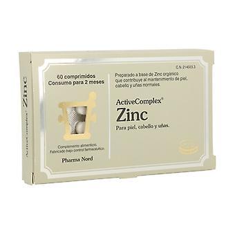 Activecomplex Zink 60 tabletten