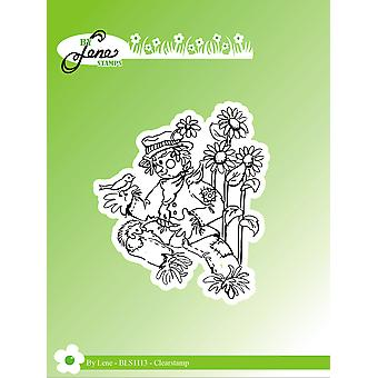By Lene Scarecrow 2 Clear Stamp