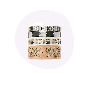 Prima Marketing Abrikozen honing decoratieve tape