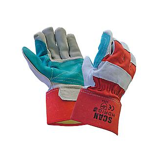 Scan Heavy-Duty Rigger Gloves SCAGLOHDRIG