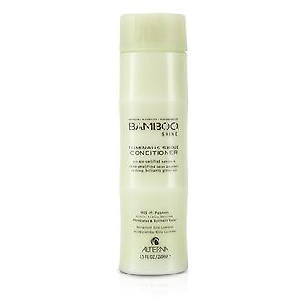 Alterna bamboe Shine lichtgevende glans Conditioner (voor Strong, briljant glanzend haar) 250ml/8,5 oz