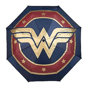 DC Comics Wonder Woman Sword Hilt Umbrella