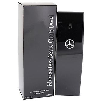 Mercedes benz club schwarz Eau de Toilette Spray von mercedes benz 100 ml