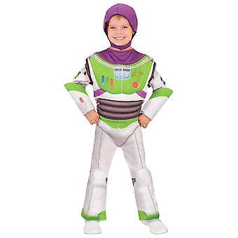 Buzz Lightyear Deluxe Disney Lelu tarina 4 elokuvakirja viikko taapero pojat puku