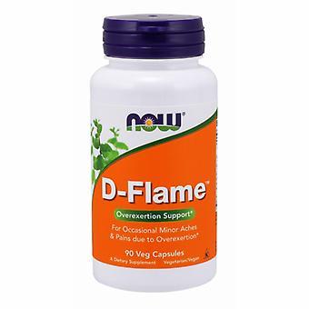 Maintenant Foods D-Flame, 90 Vcaps