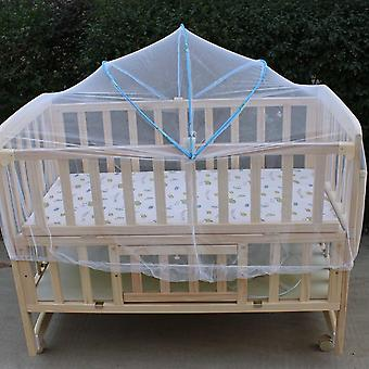 Universal Mosquito Nets- Delicate Baby Bed Arched Ger Type Mosquitos Net,
