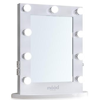 Hollywood Mirror 65 x 50cm Dressing Table or Wall Mounted Vanity