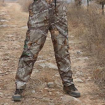 Pantalon tactique militaire, pantalon long Bionic Wargame Ghillie Suit