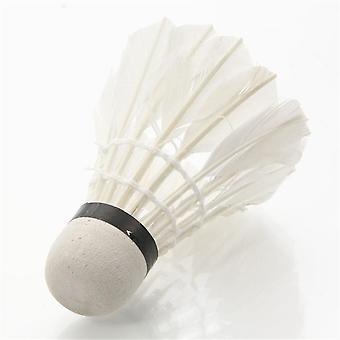 Volant de plumes pour badminton