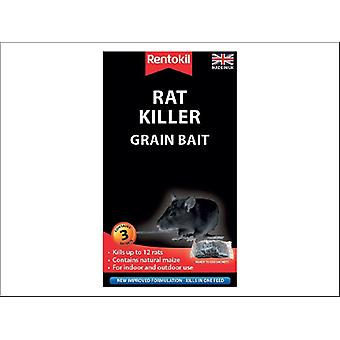 Rentokil Rat Killer Grain Bait x 3 PSR32