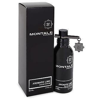 Montale aromatische Kalk Eau De Parfum Spray von Montale 1,7 oz Eau De Parfum Spray