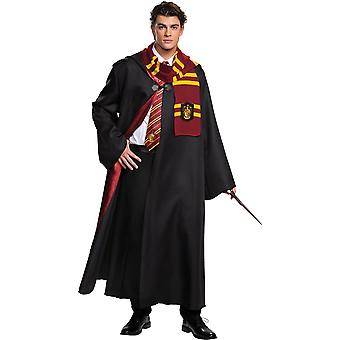 Gryffindor Robe Deluxe Adulto - Harry Potter