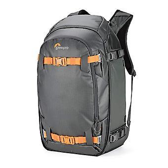 Lowepro whistler bp 450 aw ii 4 sezon odkryty plecak dla pro dslr i bezlusterkowych kamer, laptop