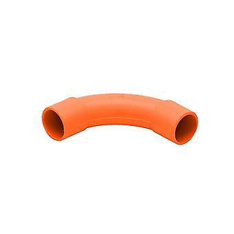 Uv Stabilised Upvc Orange Bend