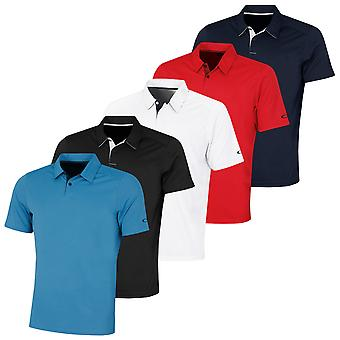 Oakley Hombres Divisional Moisture Wicking Tailored Fit Golf Polo Camisa