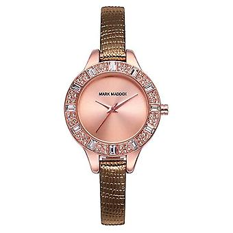 Mark maddox montre or rose mc3022-20