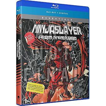 Ninja Slayer: Complete Series [Blu-ray] USA import