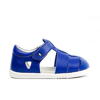 BOBUX Closed Toe Sandal Blue Iw Tidal