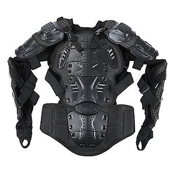 Volle Motorrad Körper Rüstung Shirt Jacke