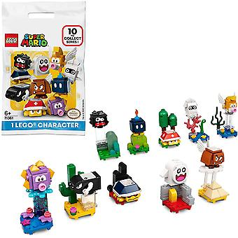 Lego Super Mario Character Pack Series 1 Collectible Figure (1 At Random)