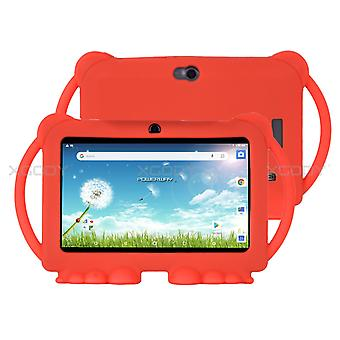 Children Learning Education Tablet