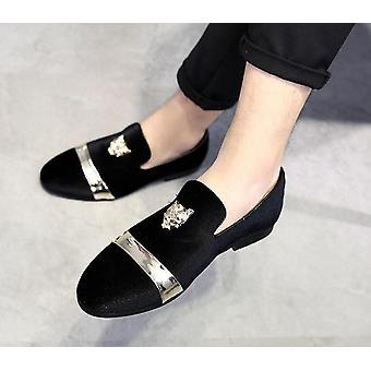 Luxus Marke Herren Kleid Schuhe