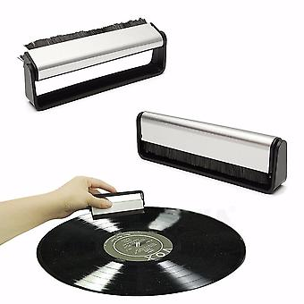 Foldable Carbon Fiber Brush For Phonograph Records,  Turntable, Cd Player