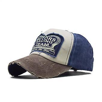 Coreeană de primăvară bumbac Cowboy Baseball Cap - Vara Sun Hat