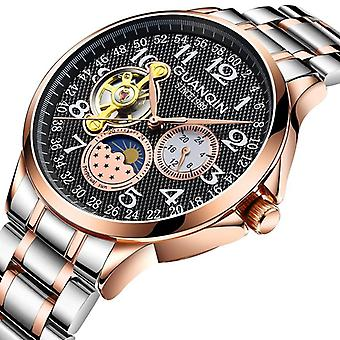 Men's Watches Automatic Clock, Waterproof Mechanical