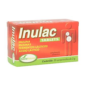 Inulac 30 tablets of 2g