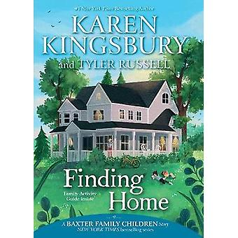 Finding Home A Baxter Family Children Story