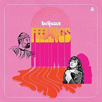 Brijean - Feelings [Vinyl] USA import