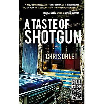 A Taste of Shotgun by Chris Orlet - 9781946502926 Book