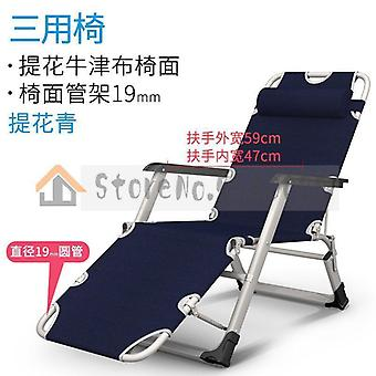 Folding Chair Lunch Break Office Multifunctional Bed