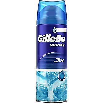 Gillette Gel Series Sensitive cool 200 ml