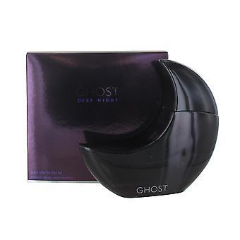 Ghost Deep Night 75ml Eau de Toilette Spray for Women