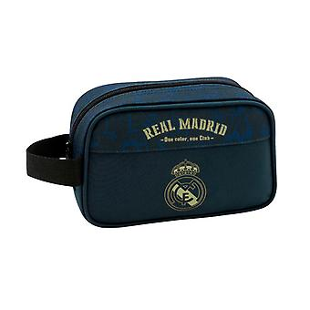 School Toilet Bag Real Madrid C.F. 19/20 Navy Blue