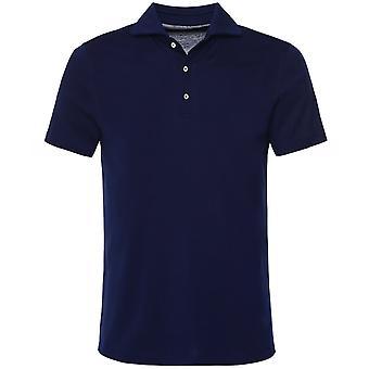 Stenstroms Cotton Pique Polo Shirt