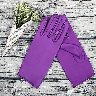 Перчатки для женщин, высококачественные короткие солнцезащитные перчатки