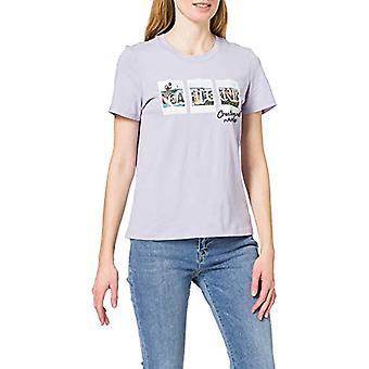 s.Oliver 120.10.102.12.130.2059076 T-Shirt, 48d0, 38 Donna
