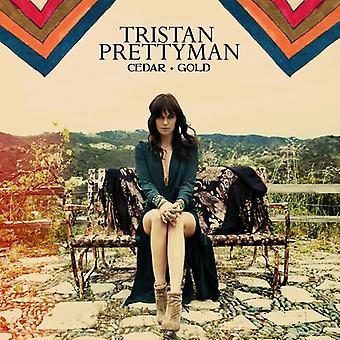 Tristan Prettyman - cederträ + guld [CD] USA import